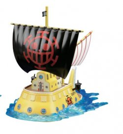 GRANDO SHIP COLLECTION 02 TRAFALGAR-LAW'S SUBMARINE