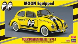 Volkswagen Beetle Type1 Moon Equipped