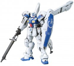 RE/100 GUNDAM GP04 GERBERA