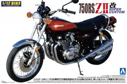 1/12 Kawasaki ZII-Kai Super Custom Package Re