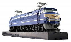 Electric Locomotive Type EF66 Late Type