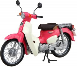 Honda Super Cub110 Weathering with You Ver