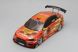 SD-EVXB YUKE'S CUSCO LANCER Evolution X (Sponsorless Decals)