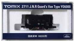 J.N.R. Guard`s Van Type YO6000