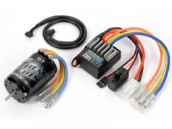 45058 Tamiya Brushless Motor and Sensored ESC 01 16T Combo