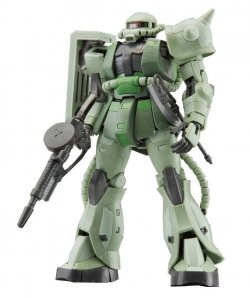 [17th Feb 2020] RG MS-06F Zaku II