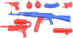 289180 Little Armory (LA040) Water Gun B