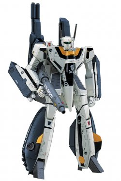 1/72 Scale VF-1S Strike Battroid Valkyrie