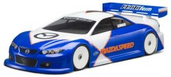 SP-1487L Protoform MAZDA Speed 6 Clear Lexan Body (Light Weight)
