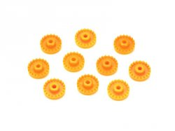 AO-1019 Mini4WD G2 Gear Orange 20pcs
