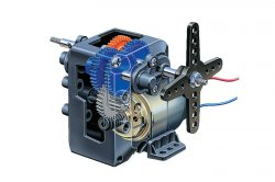 72008 4-Speed Worm Gearbox HE