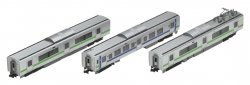 J.R. Suburban Train Series 733-3000 Airport Additional 3-Car Set