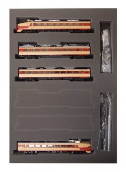 92452 J.N.R. Limited Express Series 485 (Orig