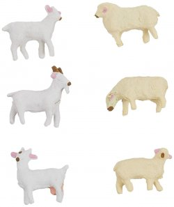 269977 The Animal 105 Sheep/Goat