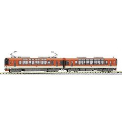 10-1472 Eizan Electric Railway Series 900 Kir