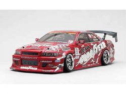 SD-KU2LB GOODYEAR Racing With Kunnyz JZX100 Chaser 275 No Decals
