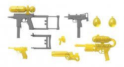 1/12 Little Armory (LA054) Water Gun C2