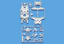 95246 MS Reinforced Chassis - (White)