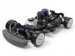 84390 1/10 TG10-Mk.2 FZ Chassis Kit