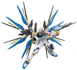 [22nd MAR 2021] RG ZGMF-X20A Strike Freedom Gundam