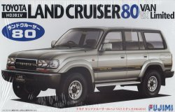 1/24 Toyota Land Cruiser 80 VAN VX Limited