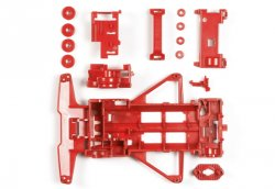 95243 FM Reinforced Chassis (Red)