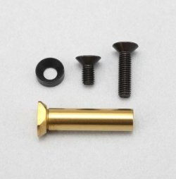 B7-64416T Titanium Coated Main Gear Shaft BD7 2016