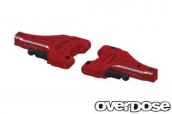 OD2128 Adjustable Aluminium Suspension Arm (RED)