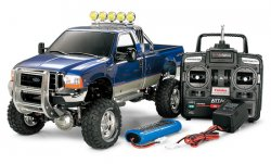 57059 Ford F-350 High-Lift Full Operation Kit