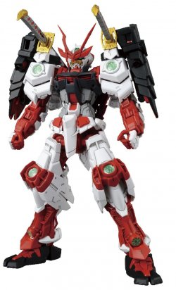 MG Sengoku Astray Gundam Model Kit (1/100 Scale)