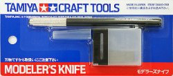 74040 Modeler's Knife with 25pcs Blades Kit