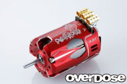 [PRE-ORDER] OD2606 OD Factory Tuned Spec. Brushless Motor Ver.3