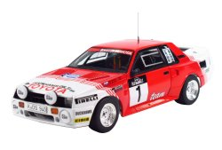 Toyota TA64 Celica `85 Haspengouw Rally Version