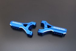 OD1364 Front Suspension Arm Set for Drift Package Type-C Blue
