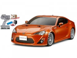 57834 XB Toyota 86 (TT-01 Chassis Type-E)