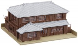 23-482 DioTown Hip Roof House 1 Two Stories