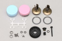 Y2-500A Aluminum ball diff kit for YD-2 series