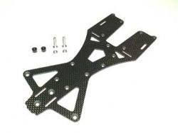TRG5002 Carbon Main Chassis 3mm for F103
