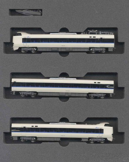 10-1392 Series 683 Thunderbird (Renewal Car) (Add-On 3-Car Set) - Click Image to Close