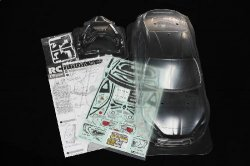 84332 Toyota 86 Lightweight Clear Body Set