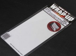 0004-01 REAL 3D Decals Light Lens 130x75mm (Block_Middle)