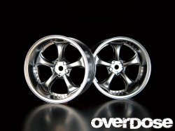 OD1185 WORK VS KF (MATTE CHROME / OFF +7)