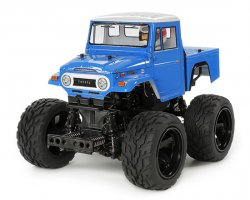 58589 Toyota LAND CRUISER 40 PICK-UP(GF-01 CHASSIS)