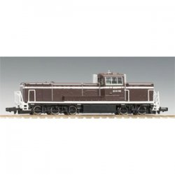 J.R. Diesel Locomotive Type DE10-1000 DE10-17