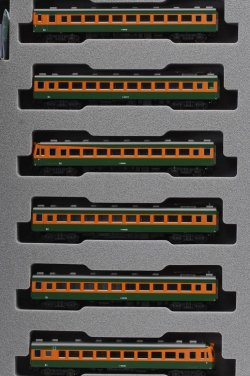 10-1385 Series 80-300 Iida Line (6-Car Set)