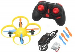 HM-X68AY HM-X68AP Micro Multicopter HMX68 Yel