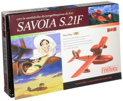 Savoia S.21F Late Type Pre-painted kit