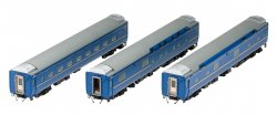 1/80 HO J.R. Limited Express Series 24 Type 2