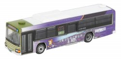 300816 The Bus Collection Hiroshima Electric