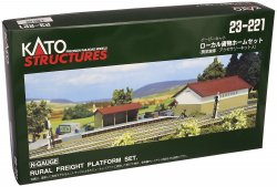 23-221 Rural Freight Platform Set